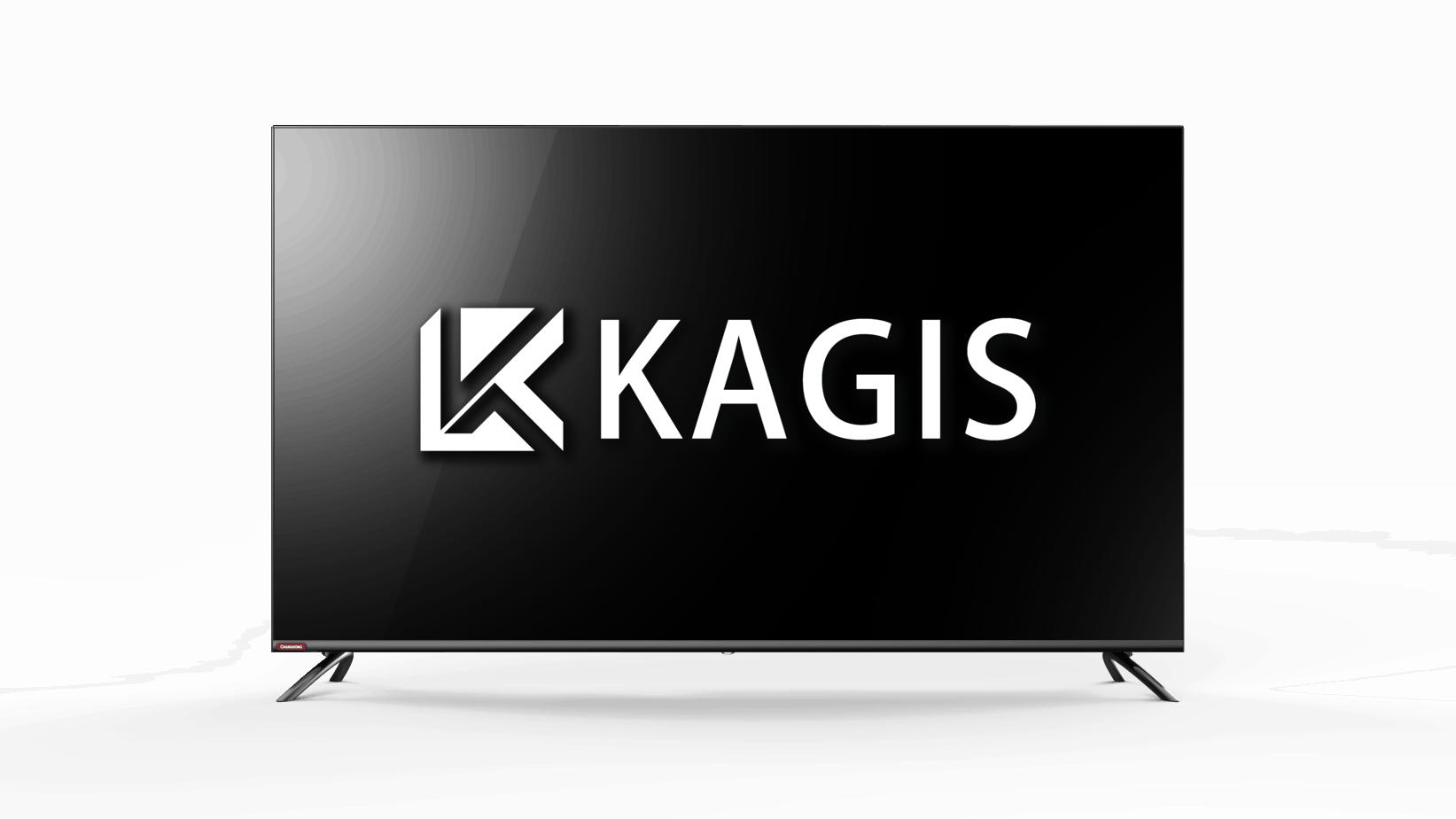 KAGIS TV ausschnitt mit Kagis logo