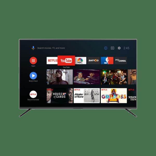 KAGIS 58 Zoll 4K UHD Smart TV Fernseher - Produktbild - Test